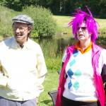 Den villige golfaren