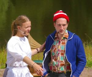 Bildsköne Svensson Sofia och Petter
