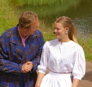 Bildsköne Svensson Peter och Sofia