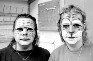 Sminkkurs Anette och Suzanne