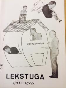 Lekstuga-affisch