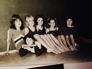 Första årets balett