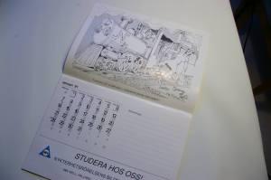 Lekomotivet Almanacka