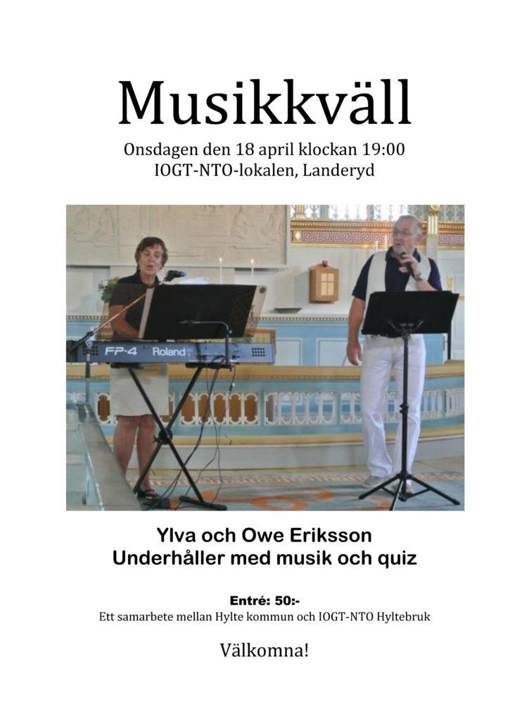 Ylva och Owe Eriksson